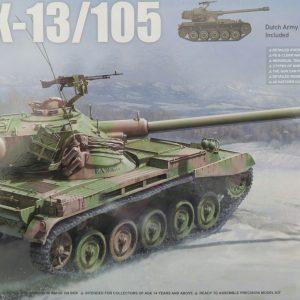 Takom2062 AMX-13/105 militaire modelbouw