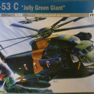 Italeri HH-53 C Jolly Green Giant modelbouw occasion