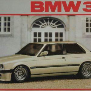 Modelbouw BMW318I