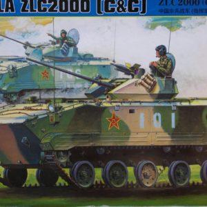 Hobby Boss 82435 PLA ZLC2000 (C&C) militaire modelbouw