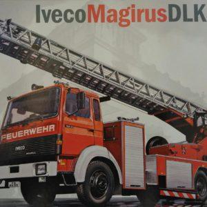 Modelbouw vrachtwagen iveco brandweer