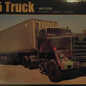 Trumpeter 01015 M915 Truck militaire modelbouw