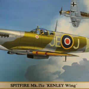 Hasegawa Spitfire Mk. IXc modelbouw occasion