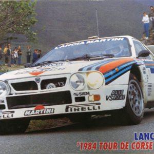 Hasegawa CR-30 Lancia 037 Rally modelbouw