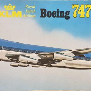 Revell Boeing 747 Jumbo Jet KLM modelbouw occasion online bestellen